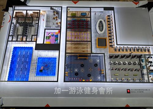 武汉沙盘模型制作